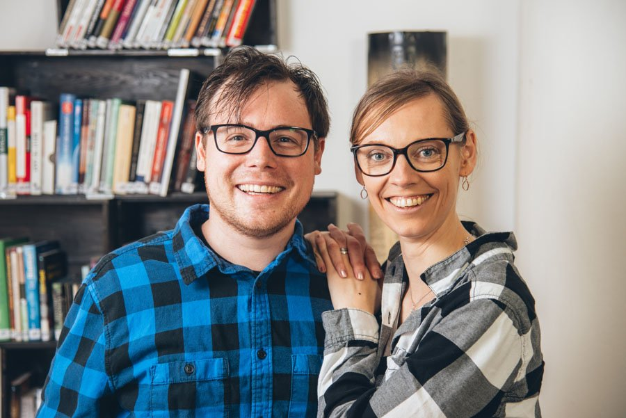 Christian und Lydia Uhland