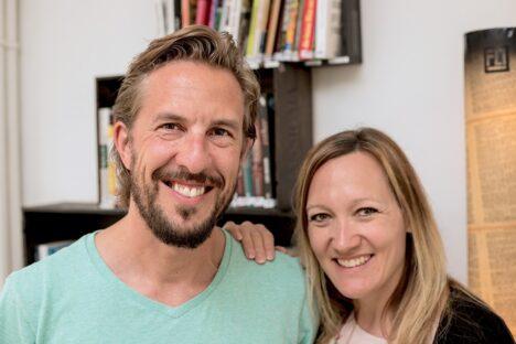 Reto und Corinne Kaltbrunner